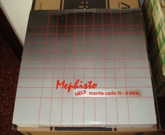 Mephisto Monte Carlo IV Limited Edition
