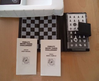 Fidelity Micro Chess Challenger (16 Buttons)
